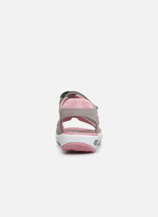 Sandals Superfit Emily 2 Beige view from the right