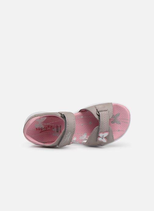 Sandales et nu-pieds Superfit Emily 2 Beige vue gauche