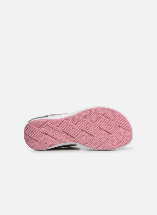 Sandales et nu-pieds Superfit Emily 2 Beige vue haut
