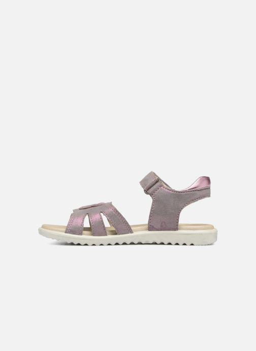 Sandales et nu-pieds Superfit Maya Violet vue face