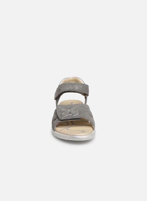 Sandales et nu-pieds Superfit Maya Gris vue portées chaussures