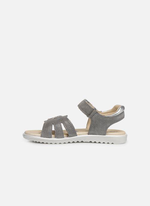 Sandales et nu-pieds Superfit Maya Gris vue face