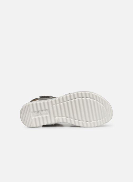 Sandales et nu-pieds Superfit Maya Gris vue haut