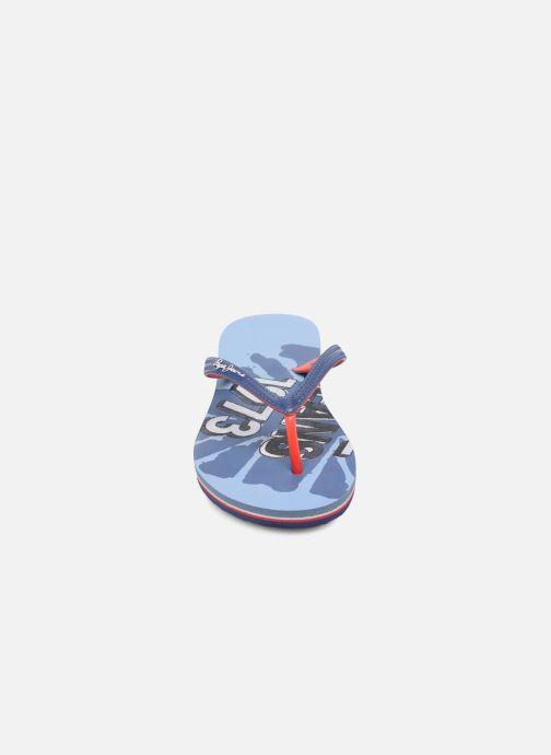 Flip flops & klipklapper Pepe jeans Beach Blue Blå se skoene på
