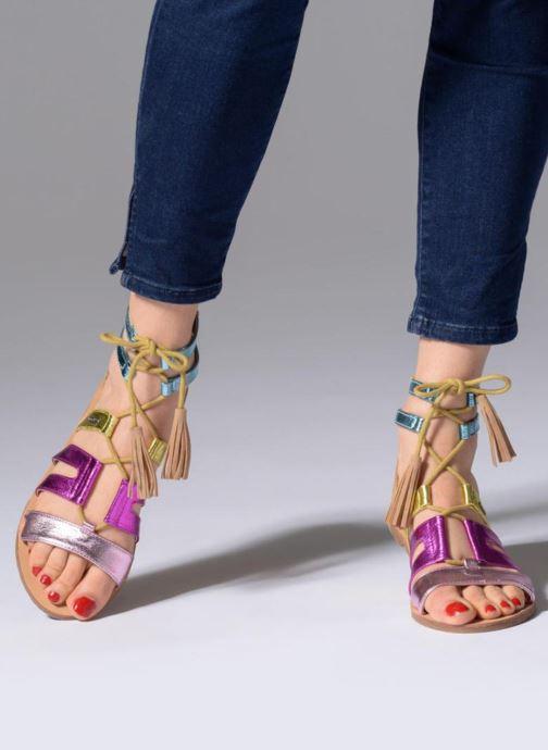 Sandales et nu-pieds Pepe jeans Nina Colors Multicolore vue bas / vue portée sac