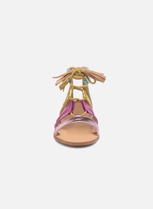 Sandales et nu-pieds Pepe jeans Nina Colors Multicolore vue portées chaussures