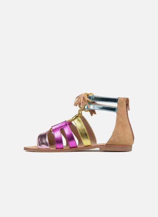 Sandales et nu-pieds Pepe jeans Nina Colors Multicolore vue face