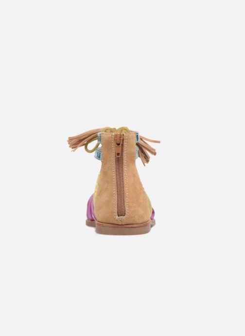 Sandales et nu-pieds Pepe jeans Nina Colors Multicolore vue droite