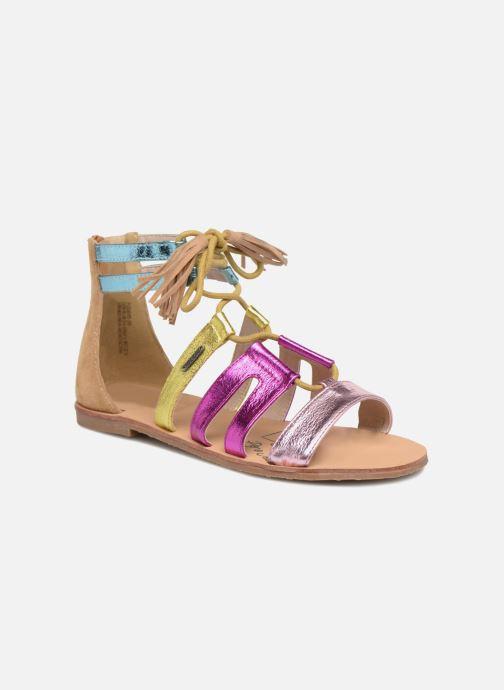 Sandales et nu-pieds Pepe jeans Nina Colors Multicolore vue détail/paire