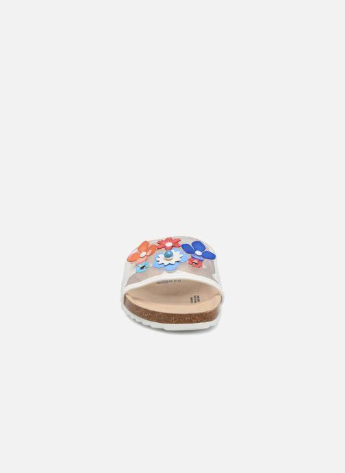 Sandales et nu-pieds Pepe jeans Bio Flowers Multicolore vue portées chaussures