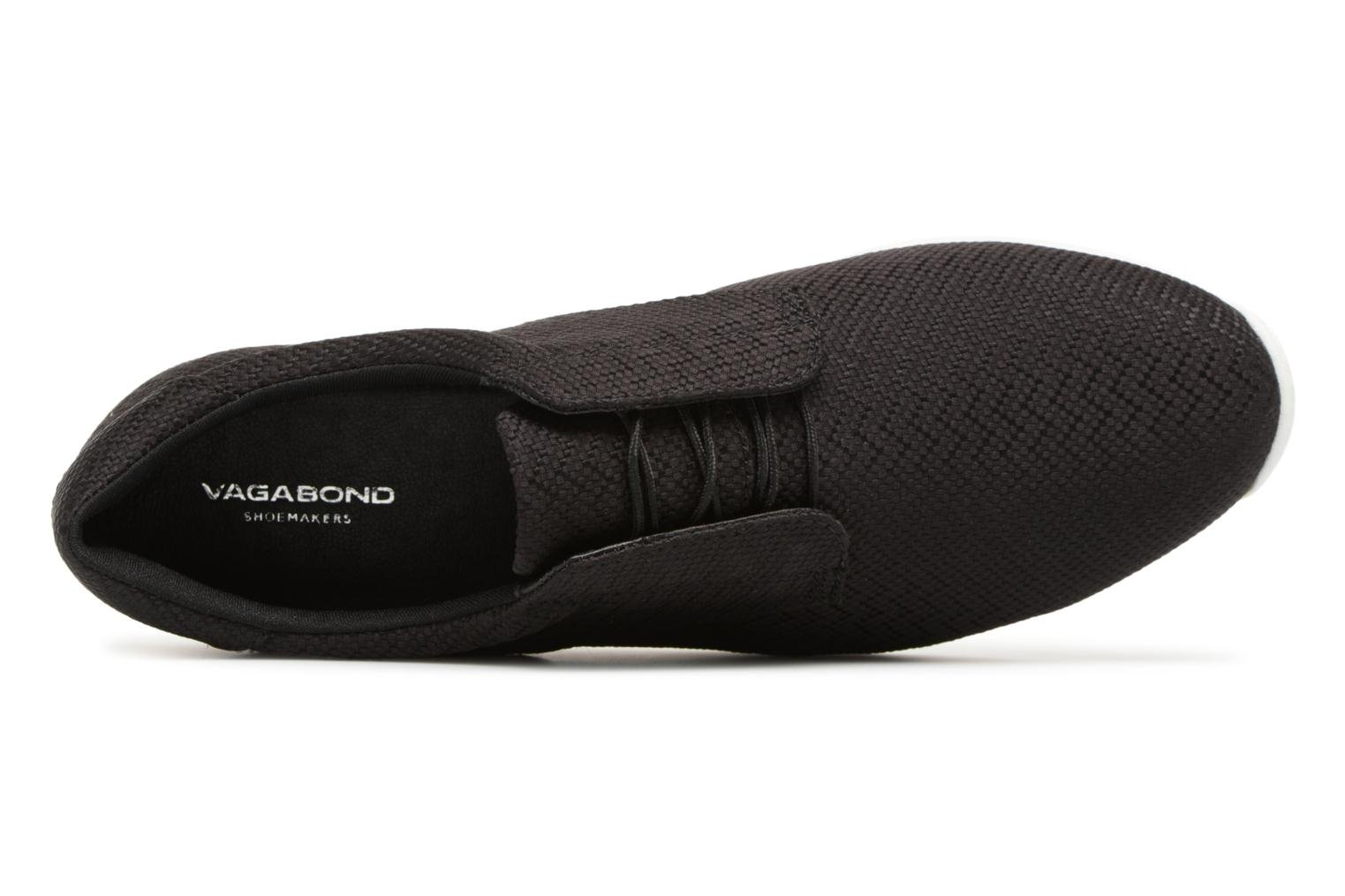Baskets Vagabond Shoemakers Kasai 2.0 4525-080 Noir vue gauche