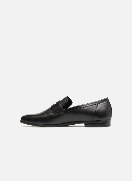 Loafers Vagabond Shoemakers Marilyn 4502-301 Black front view