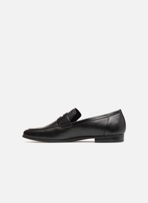 Mocasines Vagabond Shoemakers Marilyn 4502-301 Negro vista de frente