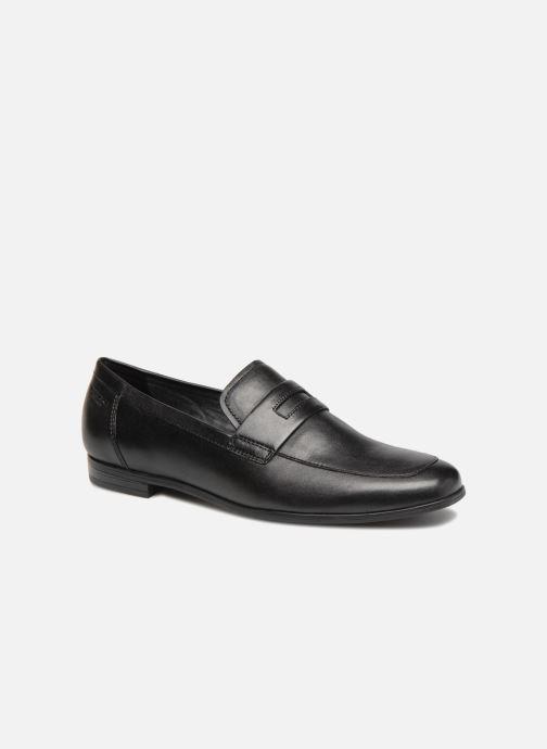 Mocasines Vagabond Shoemakers Marilyn 4502-301 Negro vista de detalle / par