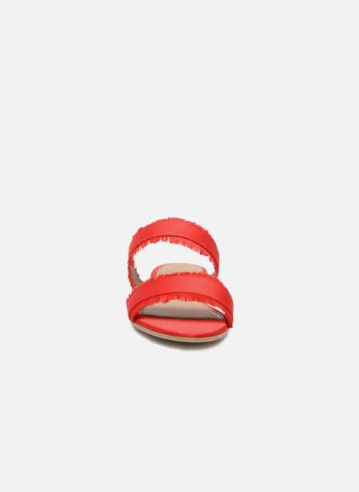 Wedges Pieces Mio sandal Rood model