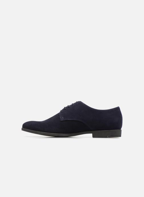 Zapatos con cordones Vagabond Shoemakers Linhope 4570-340 Negro vista de frente