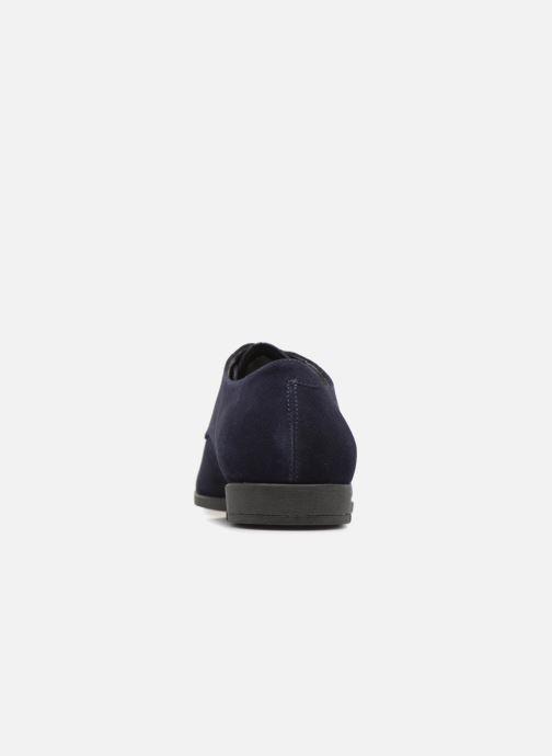 Zapatos con cordones Vagabond Shoemakers Linhope 4570-340 Negro vista lateral derecha