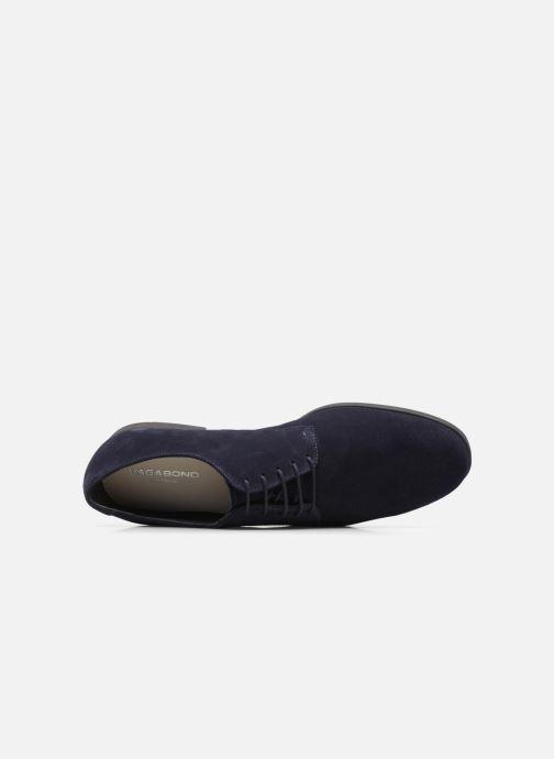 Zapatos con cordones Vagabond Shoemakers Linhope 4570-340 Negro vista lateral izquierda