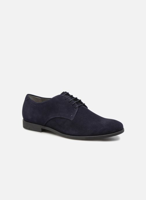 Lace-up shoes Vagabond Shoemakers Linhope 4570-340 Black detailed view/ Pair view