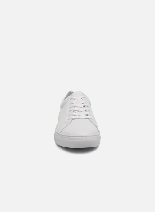 Baskets Vagabond Shoemakers Paul 4483-001 Blanc vue portées chaussures