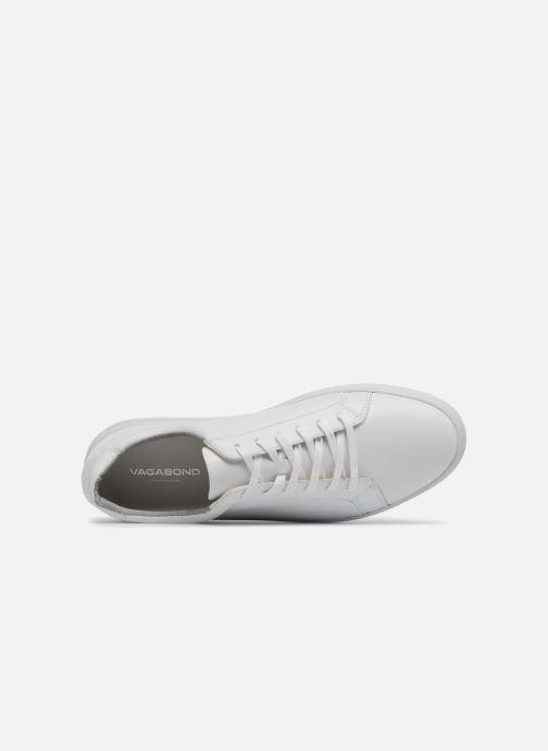 Baskets Vagabond Shoemakers Paul 4483-001 Blanc vue gauche