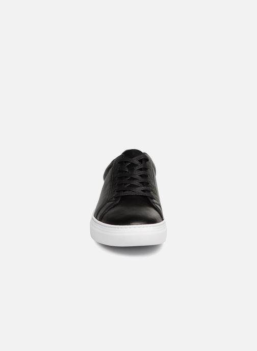 Sneaker Vagabond Shoemakers Paul 4483-001 schwarz schuhe getragen