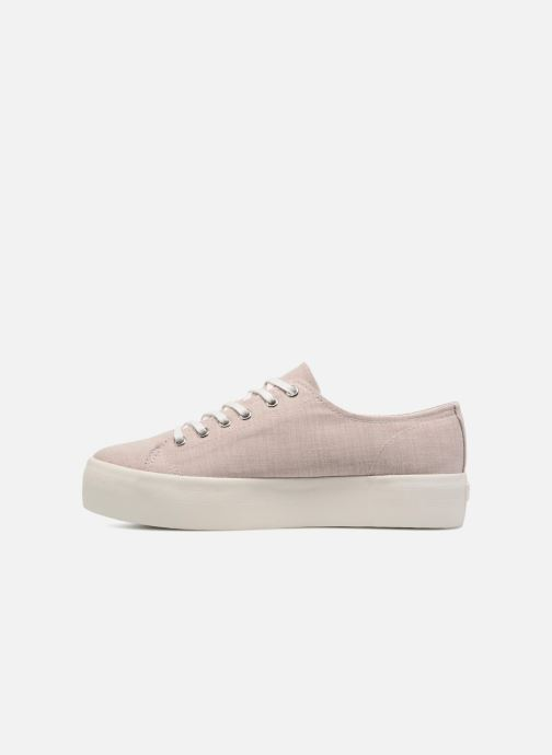 Sneakers Vagabond Shoemakers Peggy Beige voorkant