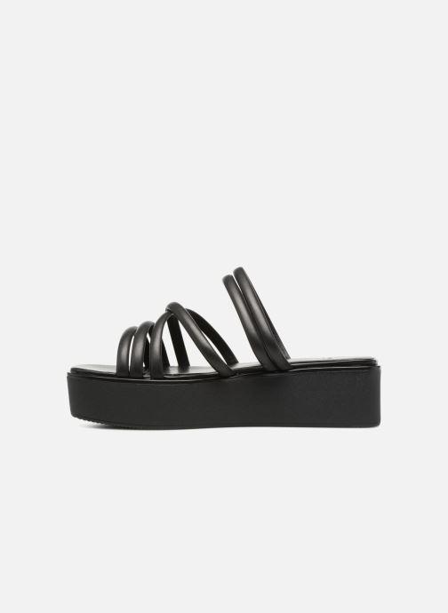 Clogs & Pantoletten Vagabond Shoemakers Bonnie 1 schwarz ansicht von vorne
