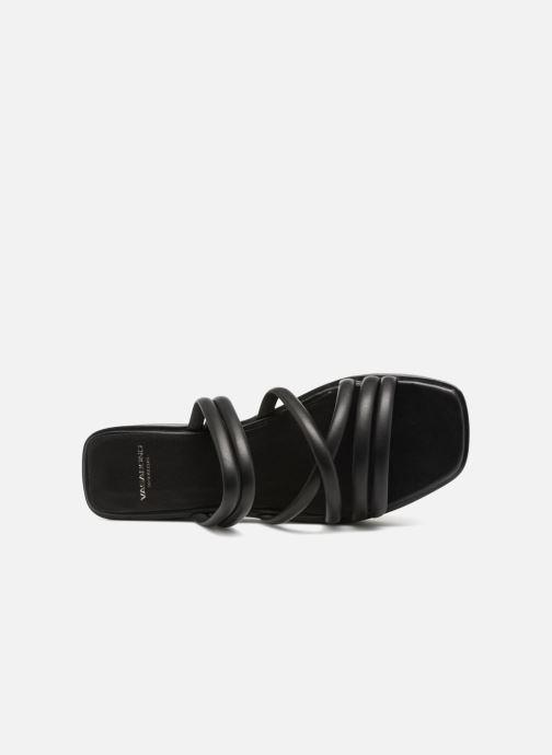 Wedges Vagabond Shoemakers Bonnie 1 Zwart links