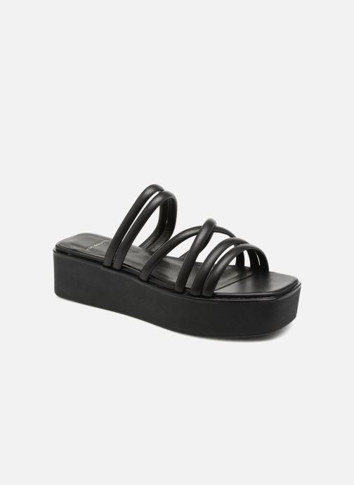 Mules & clogs Vagabond Shoemakers Bonnie 1 Black detailed view/ Pair view