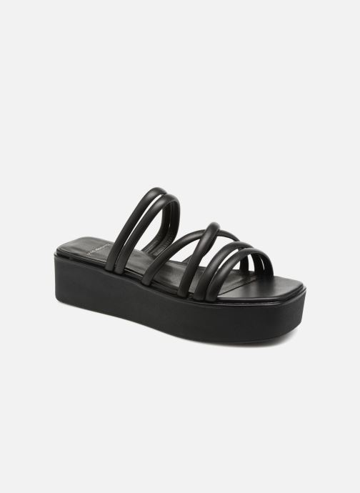 Clogs & Pantoletten Vagabond Shoemakers Bonnie 1 schwarz detaillierte ansicht/modell