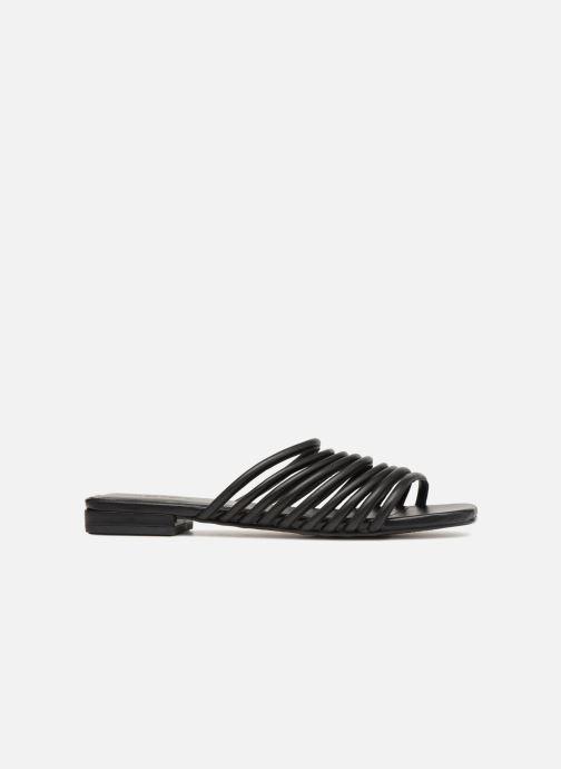 Zoccoli Vagabond Shoemakers Becky Nero immagine posteriore
