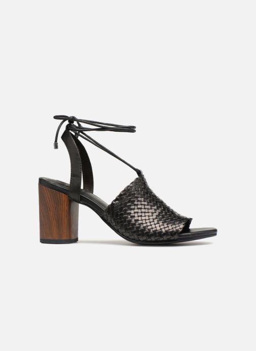 Sandales et nu-pieds Vagabond Shoemakers Carol Noir vue derrière