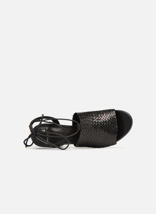 Sandales et nu-pieds Vagabond Shoemakers Carol Noir vue gauche