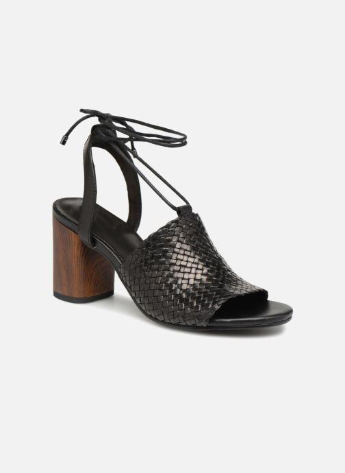 Sandales et nu-pieds Vagabond Shoemakers Carol Noir vue détail/paire