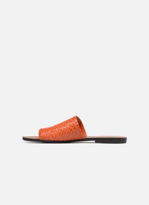Mules & clogs Vagabond Shoemakers Tia Orange front view