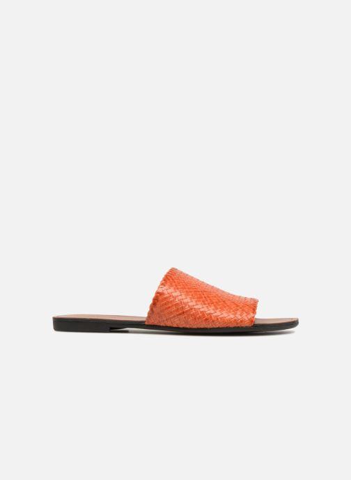 Mules & clogs Vagabond Shoemakers Tia Orange back view