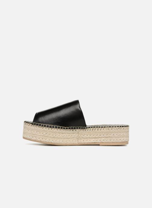 Mules & clogs Vagabond Shoemakers Celeste 1 Black front view