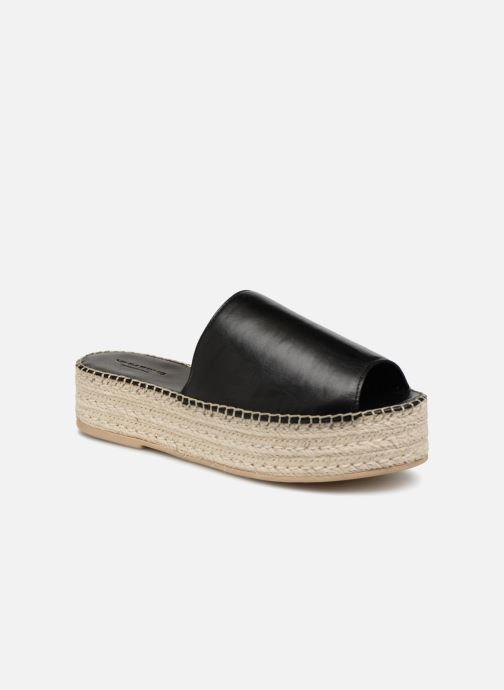 Mules & clogs Vagabond Shoemakers Celeste 1 Black detailed view/ Pair view
