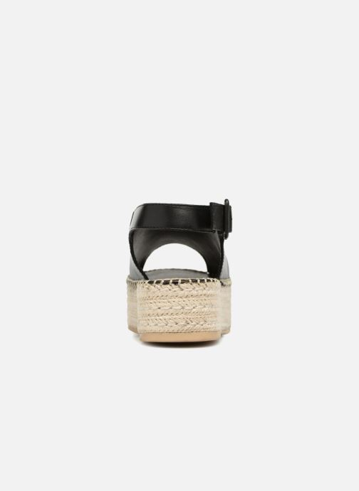 Espadrilles Vagabond Shoemakers Celeste 4533-101 Zwart rechts