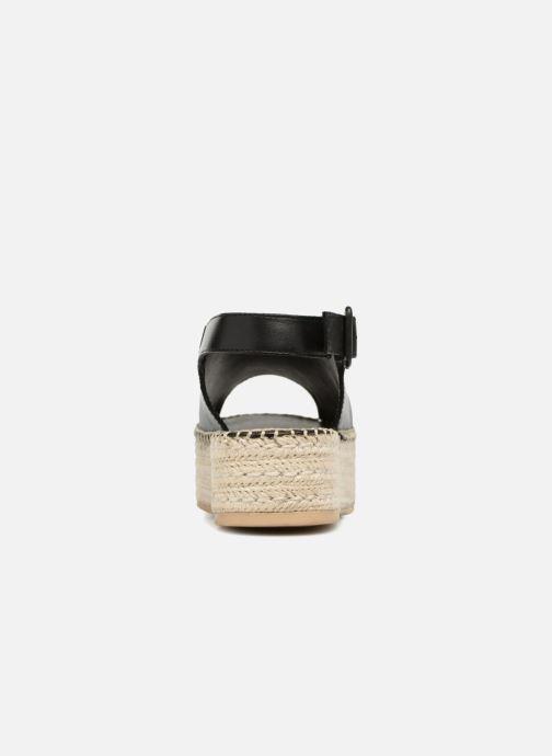 Scarpe di corda Vagabond Shoemakers Celeste 4533-101 Nero immagine destra