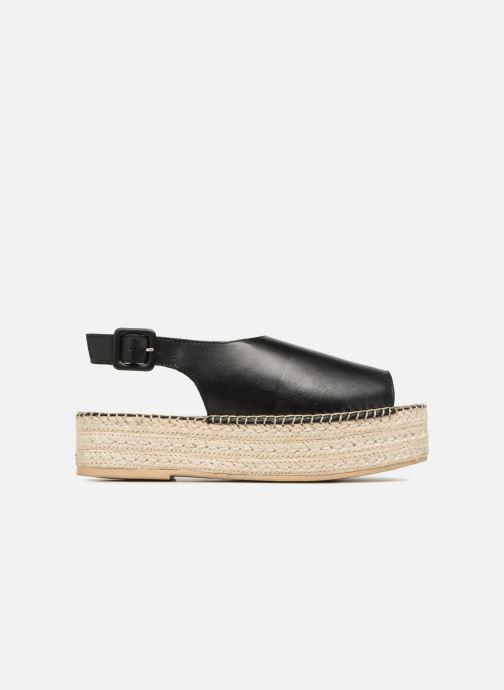 Espadrilles Vagabond Shoemakers Celeste 4533-101 schwarz ansicht von hinten