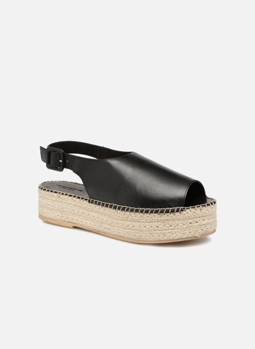 Espadrilles Vagabond Shoemakers Celeste 4533-101 Zwart detail