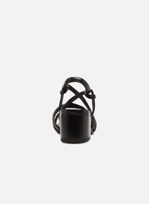 Sandales et nu-pieds Vagabond Shoemakers Saide 4 Noir vue droite