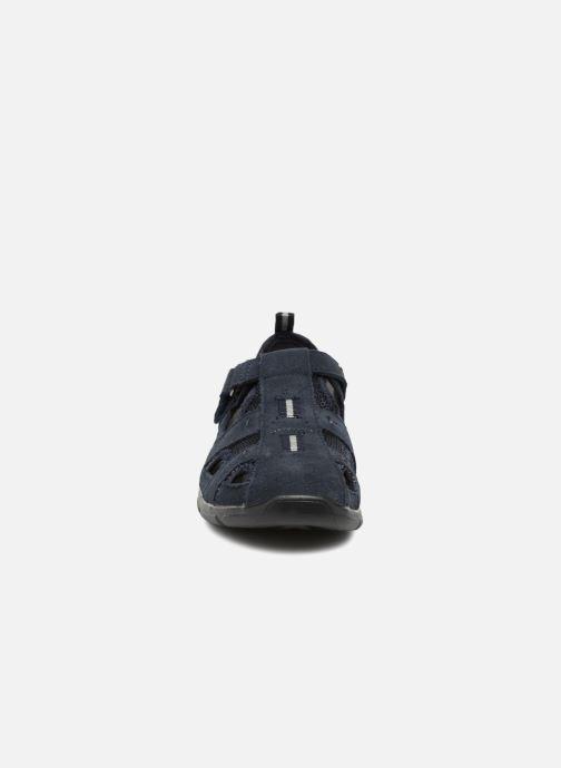 Ballerines Romika Traveler 24 Bleu vue portées chaussures