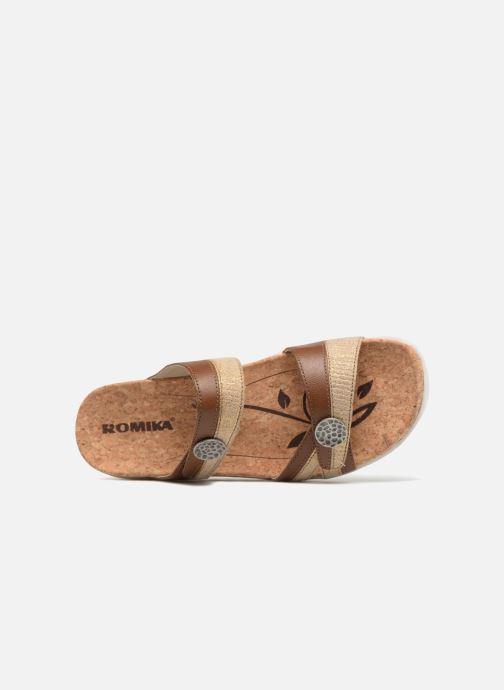 Romika Hollywood 01 bei (braun) - Clogs & Pantoletten bei 01 Más cómodo 928b50