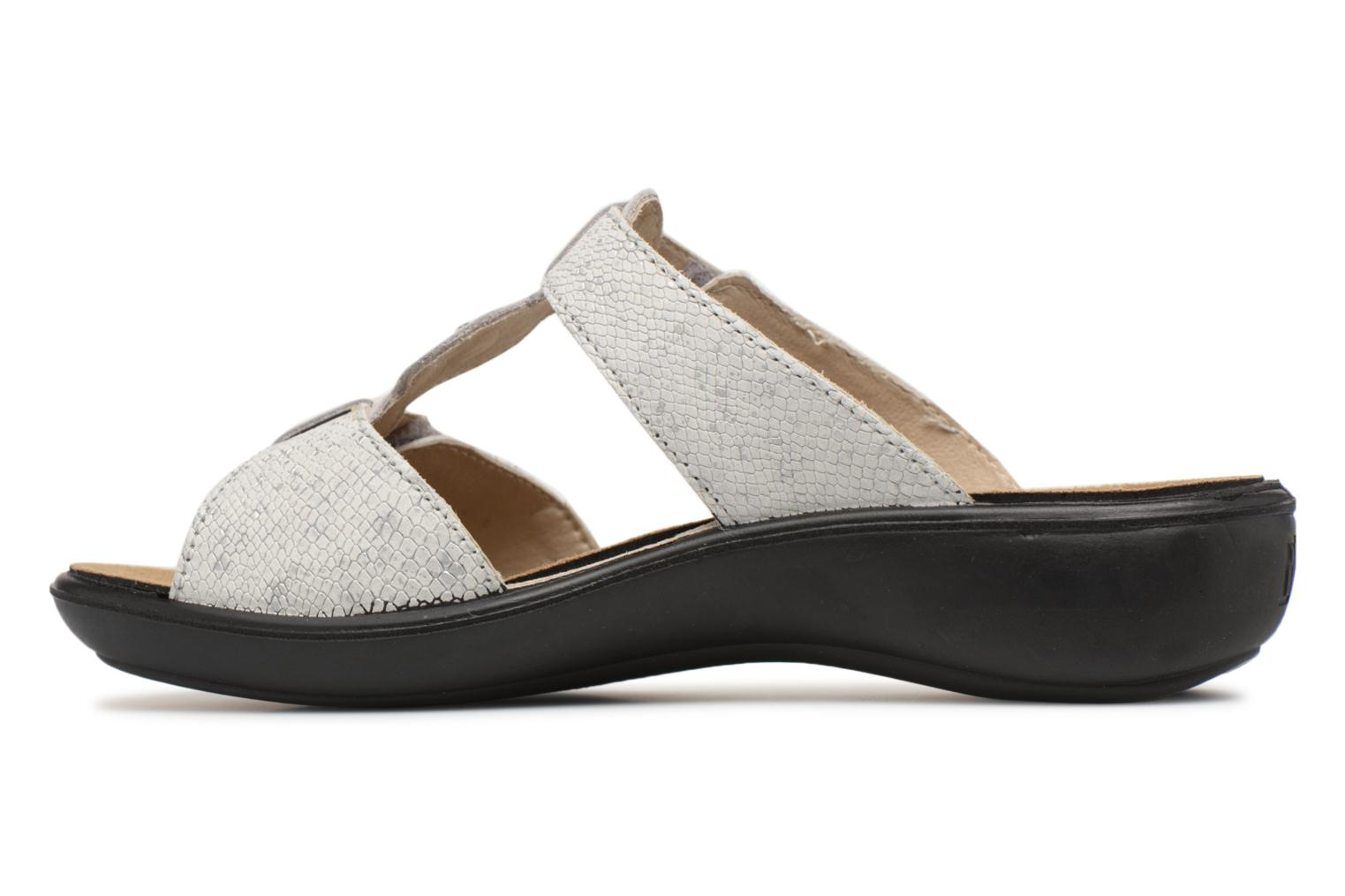 Mules & clogs Romika Ibiza 82 Grey front view