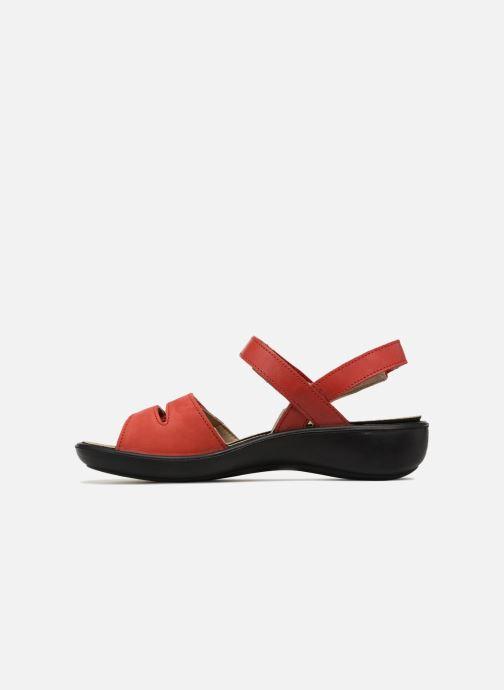 Sandales et nu-pieds Romika Ibiza 86 Rouge vue face