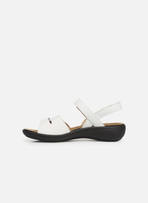 Sandales et nu-pieds Romika Ibiza 86 Blanc vue face