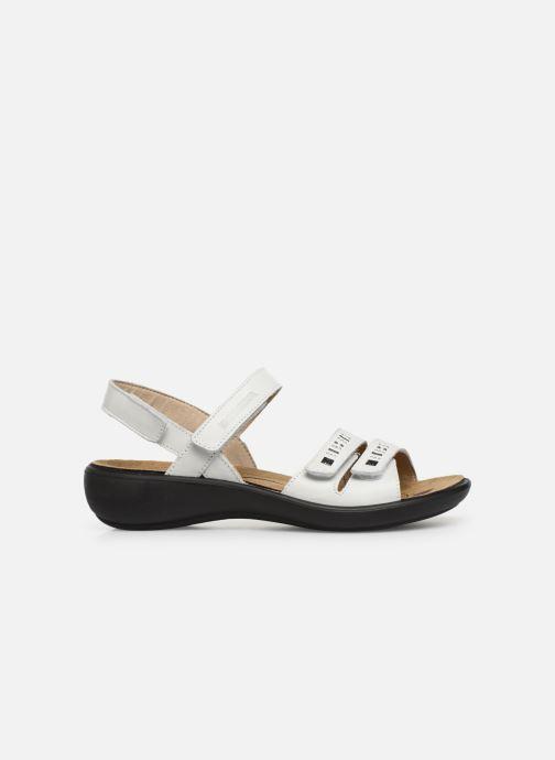 Sandales et nu-pieds Romika Ibiza 86 Blanc vue derrière